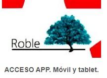 Credenciales de Roble