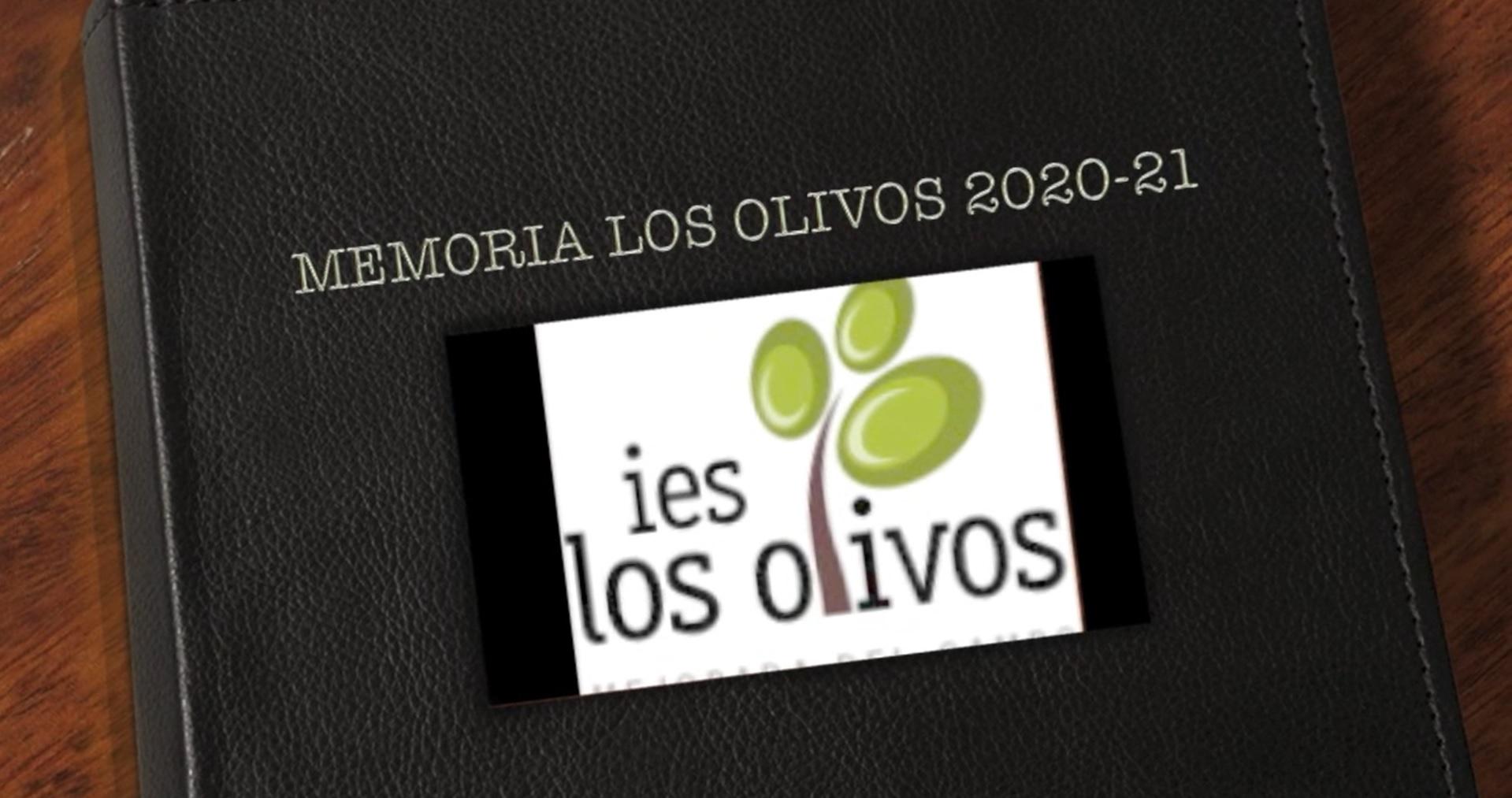MEMORIA LOS OLIVOS CURSO 20/21. AGRADECIMIENTOS